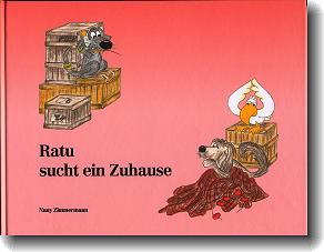 Ratu sucht ein Zuhause  Kinderbuch von Nany Zimmermann